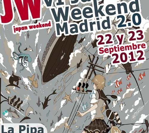 cartel JW Madrid