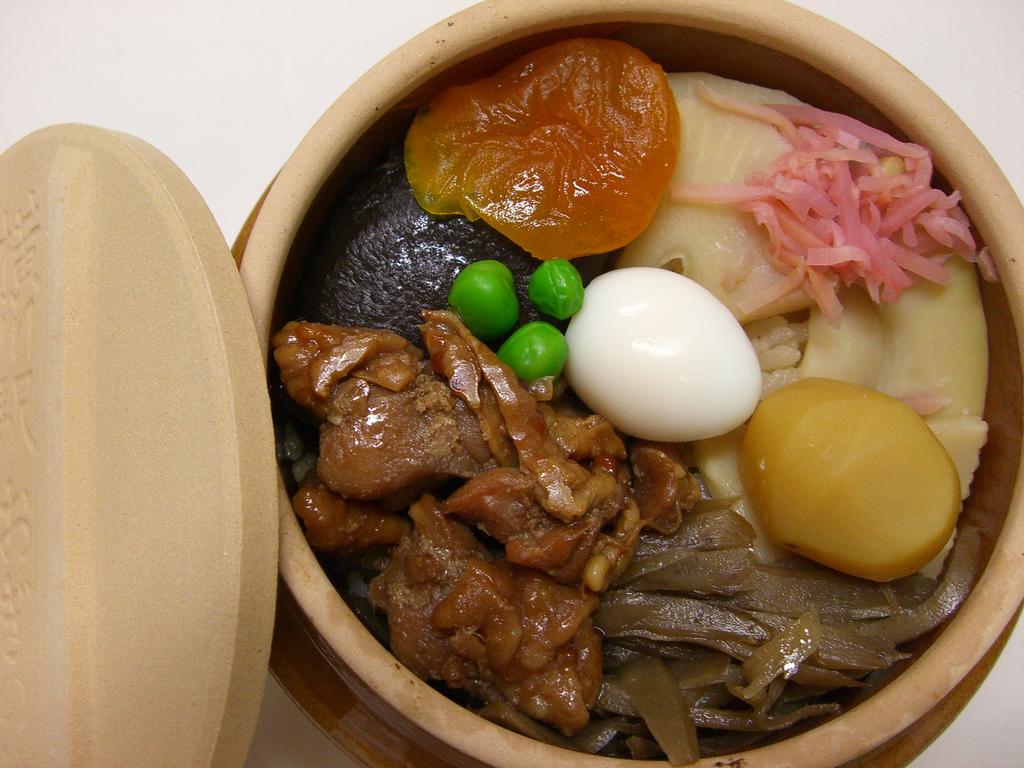 Qu es el bento for Am asian cuisine