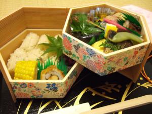 tenshin / tea bento box