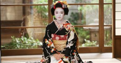 Cómo eran las geishas en Japón