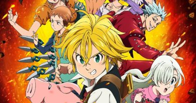 The seven deadly sins: Knights of Britannia llega en febrero