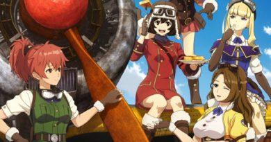 Koya no Kotobuki Hikotai lanza vídeos de su juego de smartphone