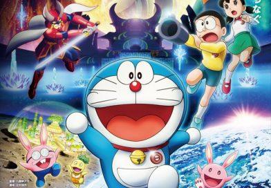 Nueva película de Doraemon este viernes