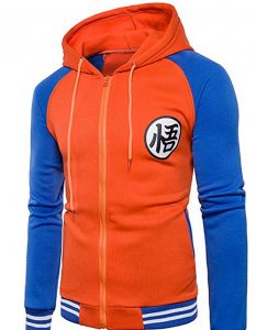 dragon ball amazon sudadera