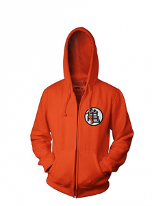 amazon dragon ball sudadera
