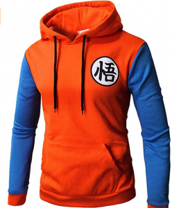 amazon dragon ball anie sudadera