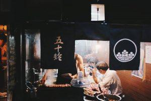 japon restaurantes originales