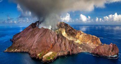 Volcan Hokkaido Japon