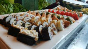 sushi japon restaurantes