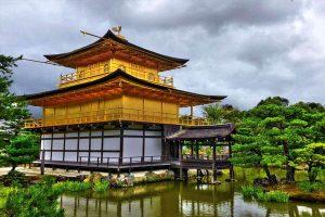 templo kioto japon kinkakuji