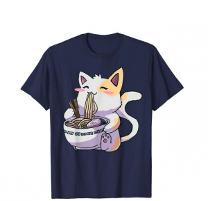 camiseta kawaii anime manga japon