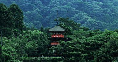 Templos Japón