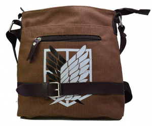 attack on titan bolso anime amazon