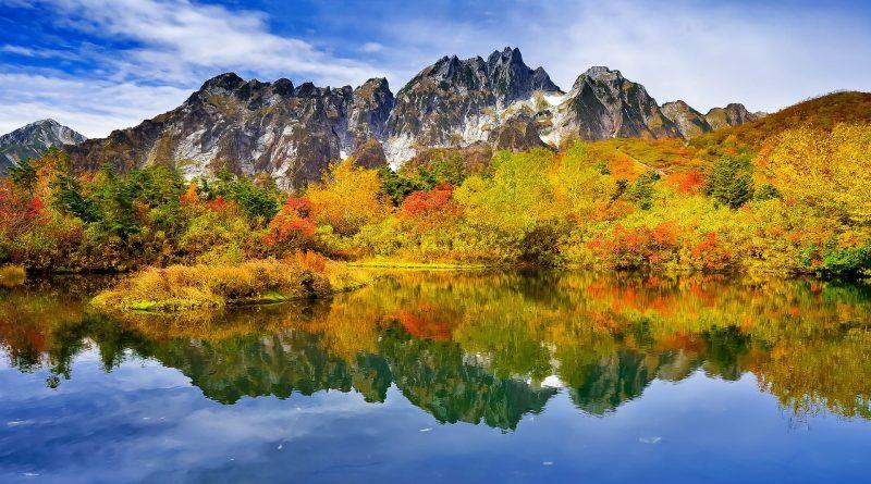 alpes Japón