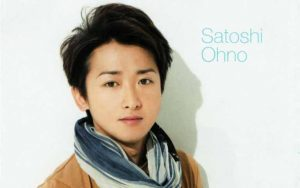 ARASHI SATOSHI OHNO