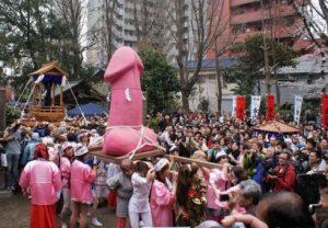 JAPÓN FESTIVAL DEL PENE