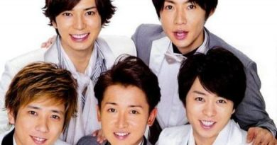 ARASHI'S BOYBAND J-POP