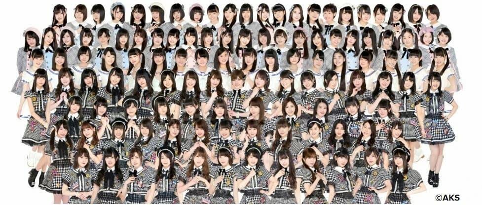 AKB48 J-POP