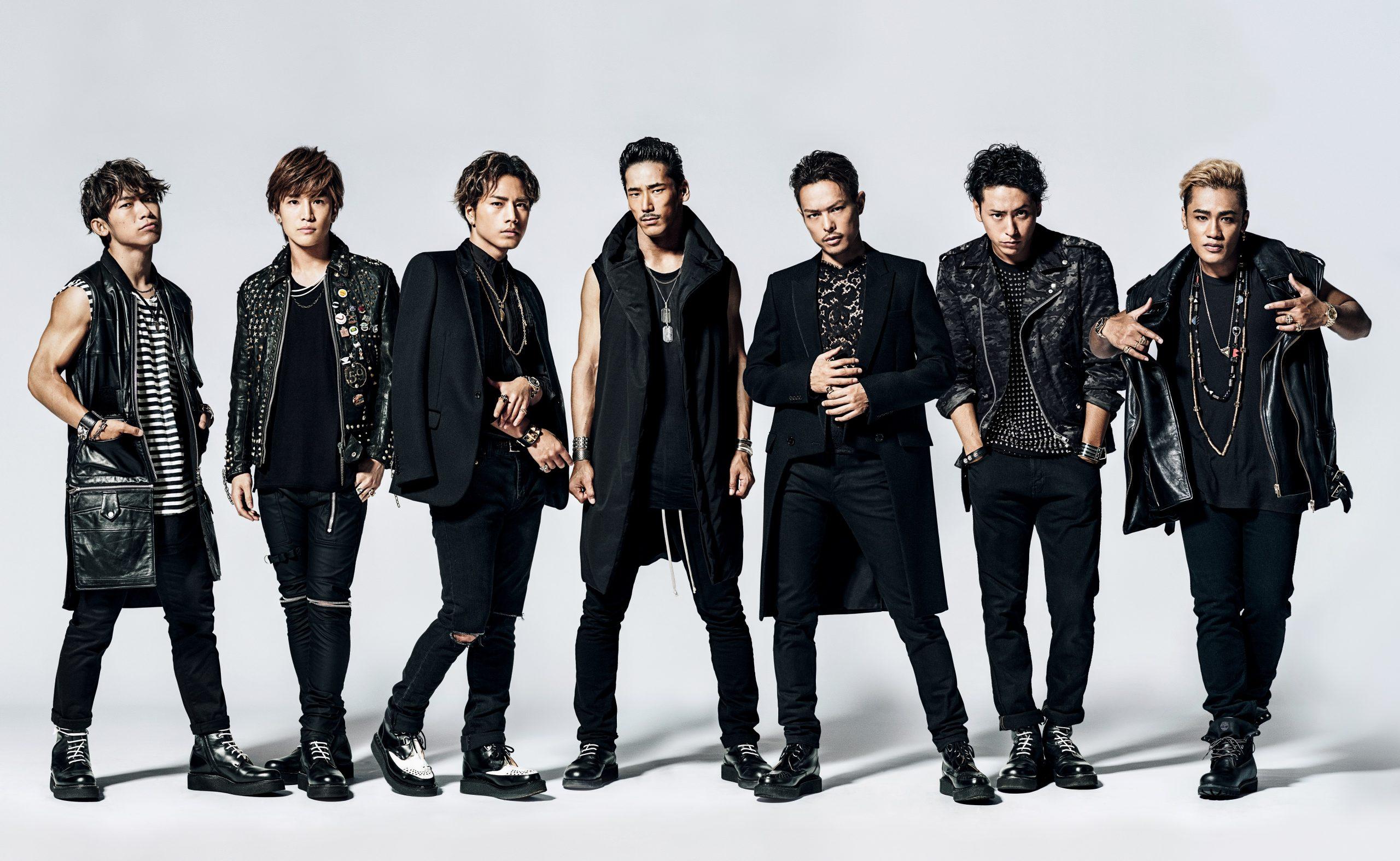 SANDAIME J-SOUL BROTHERS J-POP