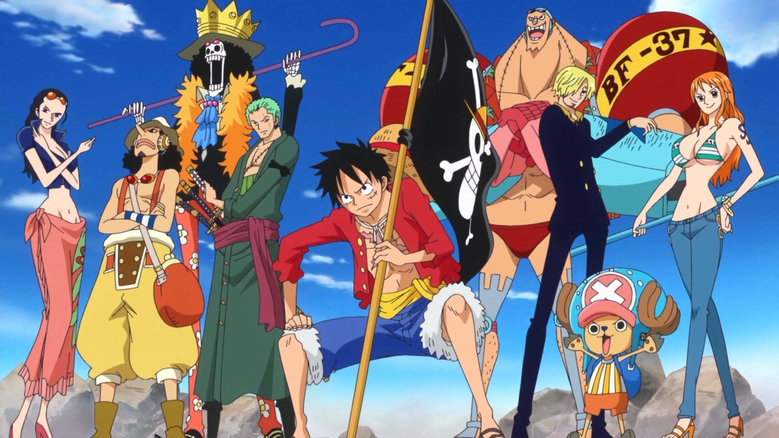 MANGAS ONE PIECE