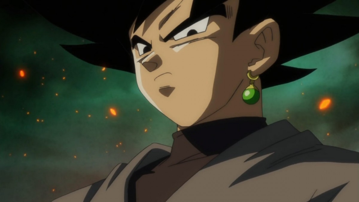 black gokú dragon ball