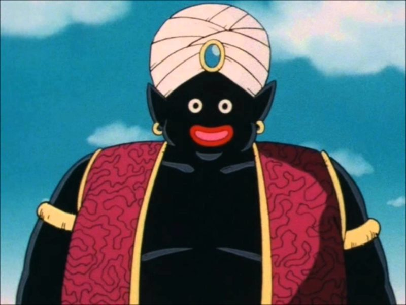 MR. POPO ANIME DRAGON BALL