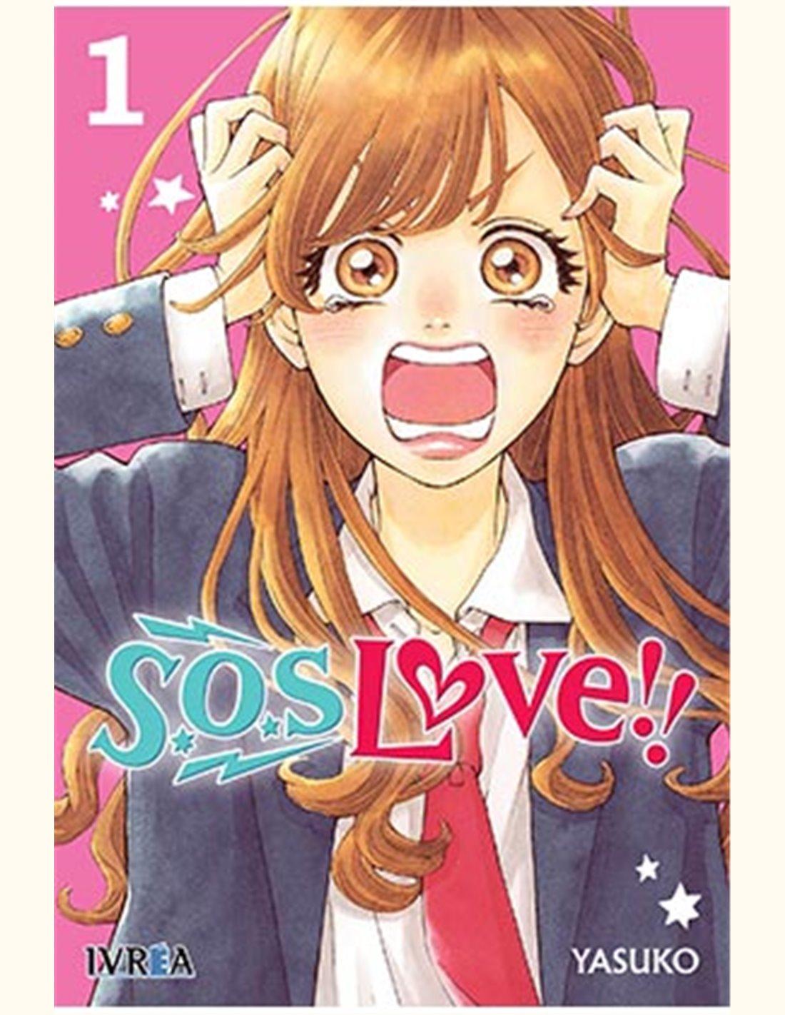 EDITORIALES S.O.S LOVE