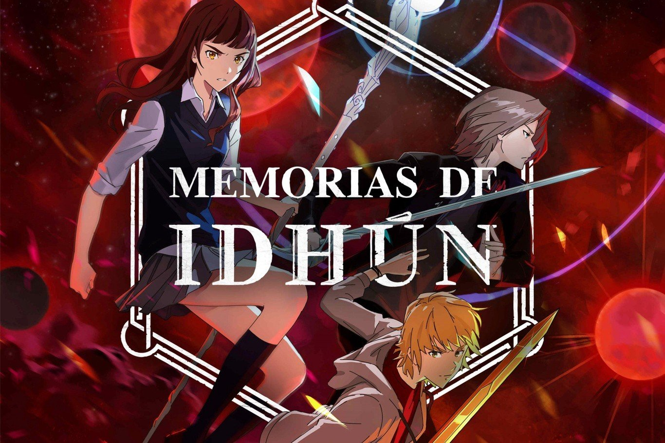 MEMORIAS DE IDHÚN NETFLIX
