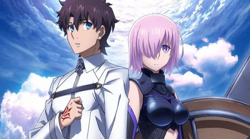 FATE GRAND/ORDER ANIME