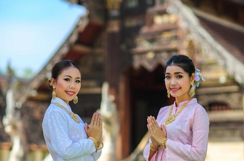 WAI TAILANDÉS