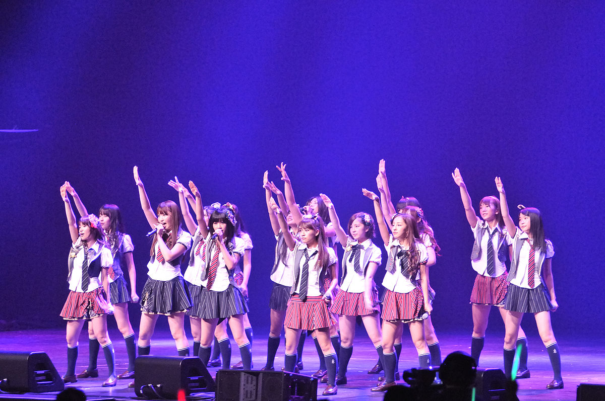 AKB48 CHICAS 2005