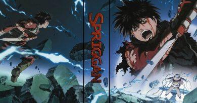 Así será el anime de Spriggan