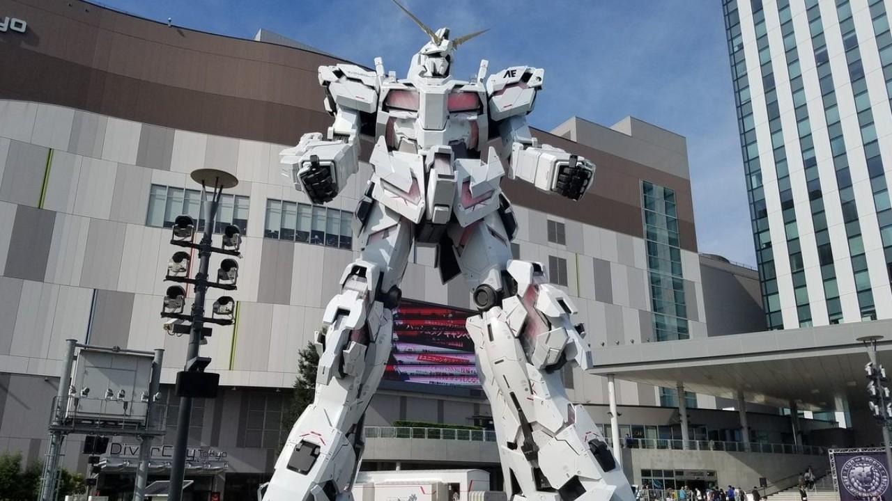 ROBOT GIGANTE DE JAPÓN