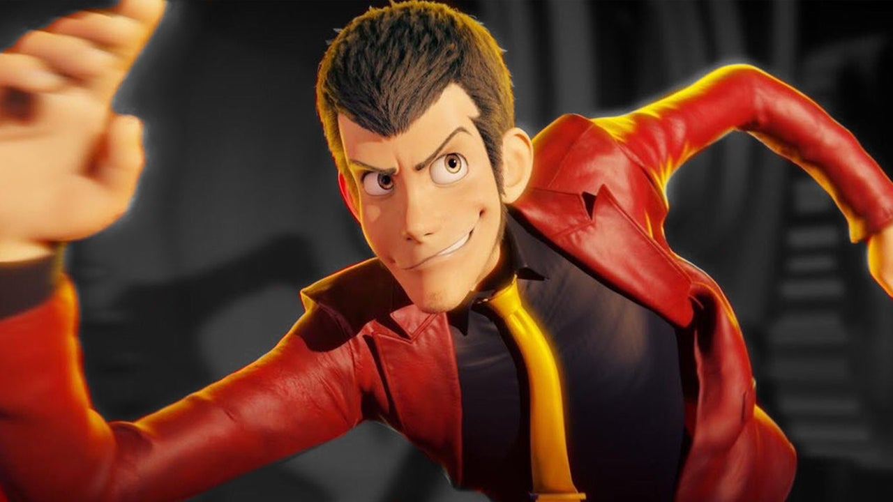LUPIN THE FIRST