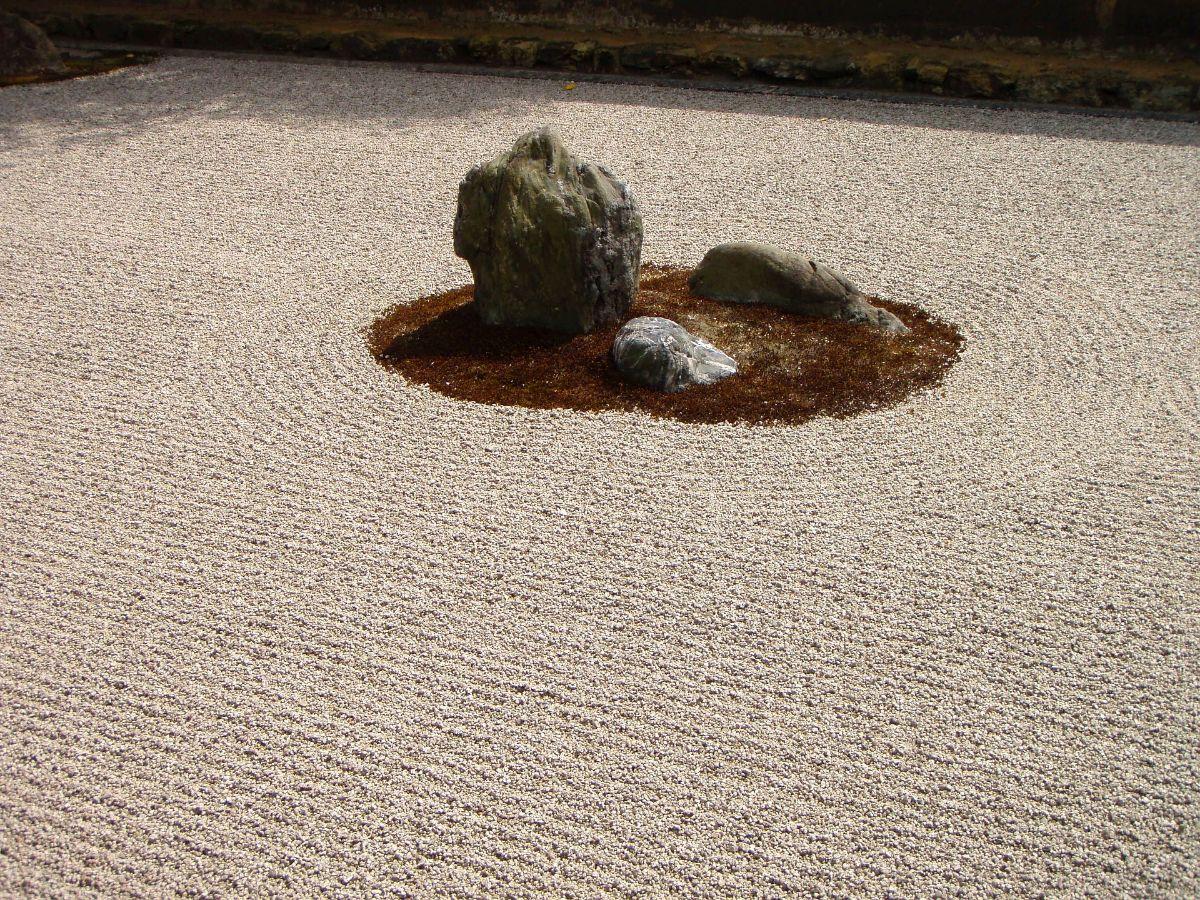 Zen Ryoan-Ji Jardines Zen en Kyoto